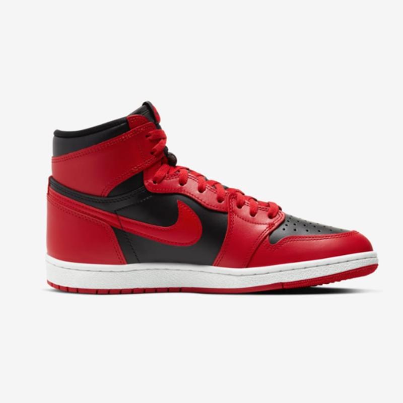 Win Nike Air Jordan 1 HIGH 85 REVERSE BRED Right Side
