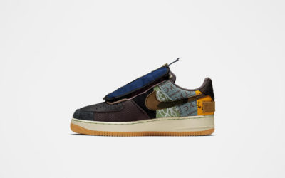 Travis Scott AF1 Competition Coming SOON!