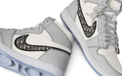 EXCLUSIVE! Win Air Dior Jordan 1 High