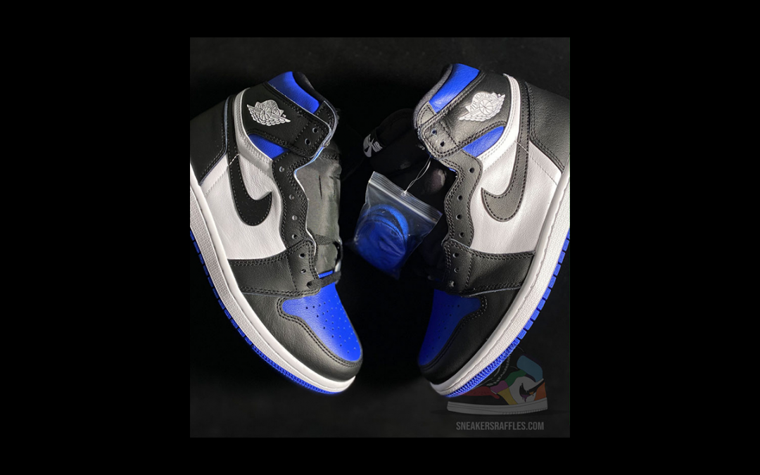 We completed the Nike Air Jordan 1 Royal Toe Live draw…