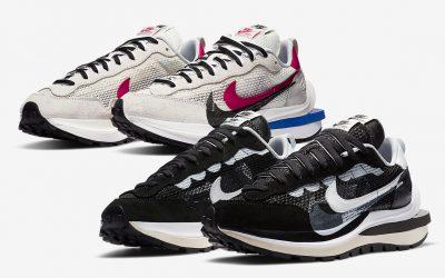 Nike X Sacai Vaporwaffle Raffles Review…